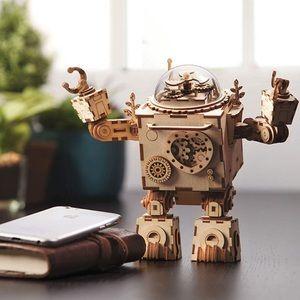Orpheus DIY robot music box